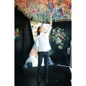 Singapore: Inside Out debuts in Beijing - Artists Works: Janice Wong and her 1000 Crosses edible art installation