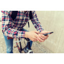 Lunds cyklister samlar smart cykeldata