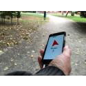 Ny app gör Augmented Reality med ljud