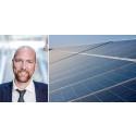 Hemming (C): Regeringens skatt på solel försvårar utbyggnaden av solenergi för Stockholms läns landsting