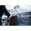 Fredells Byggvaruhus vill bidra till mindre miljöpåverkan och bjuder på elbilsladdning för sina kunder