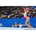 Jessica Castles trea i friståendefinalen på Europeiska Spelen i artistisk gymnastik