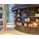 Prisade advokatkontoret Morris Law inviger nytt kontor i Stockholm ritat av Bornstein Lyckefors