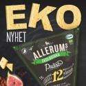 Ekologisk och smakrik nyhet gjord på svensk mjölk