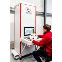 Röntgenbasiertes SMD-Komponentenzählsystem von VisiConsult auf weltweitem Erfolgskurs