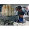 Swedish coffee strikes Google's fancy