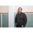 Mario Cosic, arbetsledare på LR-Installation AB