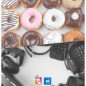 Webhallen x Dunkin' Donuts