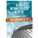 Endagsfestival inviger Tele2 Arena – konserter med Kent, Lars Winnerbäck och Robyn