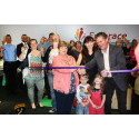 Railway staff help charity fund new centre for children with special needs