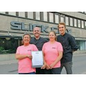 Seniorluncher på Slick City i Gävle