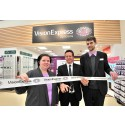 New 'Vision Express at Tesco' optical store opens in Evesham with official ceremony led by local MP Nigel Huddleston