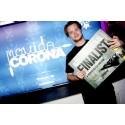 Alex Rosta Sverigemästare i Movida Corona DJ Challenge 2010