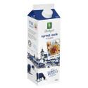 God magefølelse for syrnet melk