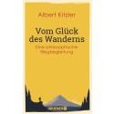 Cover Vom Glück des Wanderns - Albert Kitzler