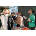 International Days med Global Village inspirerar till utbytesstudier