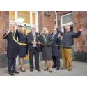 Dignitaries celebrate £2.5m makeover of Bognor Regis station
