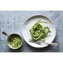 Recept - Grön pasta av zucchini