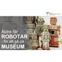 Äldre får robotar – för att gå på museum