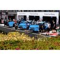 WTCC-premiären gav dubbel pallplats och VM-ledning för Polestar Cyan Racing
