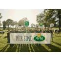 Arla Foods zeigt moderne, nachhaltige Milchwirtschaft auf der Grünen Woche
