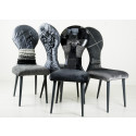 Swedish designers take couture furniture to the next level at the Stockholm furniture fair 2012.