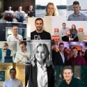 Låt oss presentera de nominerade till  Årets Unga Entreprenör 2019 av Founders Alliance