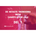 Gamificationtrender 2016 | DEL1