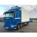 Allt fler lastbilar exporteras – såväl på Klaravik som riket i stort