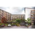 ED Bygg tecknar avtal om 318 lägenheter i Vallentuna