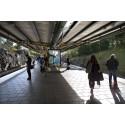 Höjd ersättning för den som blir försenad i kollektivtrafiken
