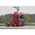 Scania liefert 15 Lkw für deutsche E-Highways