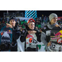Snowboard: Kleveland vant big air-konkurranse i Milano