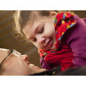 Svenska Maja, 6 år, är en av huvudtalarna på möte i Bryssel om personlig assistans
