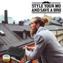 Style your mo and save a bro - Movember kampanj 2016