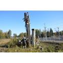 Tillväxt i Gävle kommun ställer stora krav på den kommunala dricksvattenförsörjningen