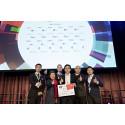 Creative Business Cup: Verdens bedste kreative forretningsidé blev kåret i København torsdag: Byg-selv-robot fra Kina