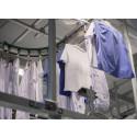 Hälften av personalen vid tvätteriet i Långsele varslas om uppsägning