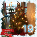 Lucka 19: Dags för julledighet