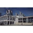 Dunkers kulturhus bygger ut, på webben