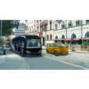Telia i nytt samarbete kring 5G-uppkopplade fordon  - för en effektiv och klimatsmart kollektivtrafik