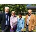 Professorerna Ulf P Lundgren, Bengt Johansson och Astrid Pettersson har tilldelats Lärarstiftelsens högre särskilda stipendium
