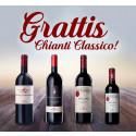 Chianti Classico 300 år - det ska vi fira!