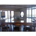 En annorlunda dag på jobbet .. konferera på Smålandsflotten