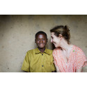 Helen hemma hos Jean Marie Vianney, 12