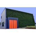 Envacs sopsugsterminal i Ursvik är Sveriges första industribyggnad som blivit BREEAM certifierad