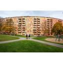 Tellusgatan i Bergsjön nominerat till Årets bygge