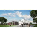 Beviljat bygglov för 89 nya lägenheter i Hyllie