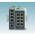 New Unmanaged Switches for Profinet and EtherNet/IP