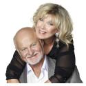 """Ann-Louise Hanson och maken Bruno Glenmark släpper boken och berättelsen om livet - """"Kärlekens miljonär""""!"""